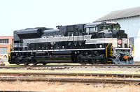SD70ACe Heritage Unit  NS1066 - New York Central
