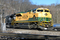 SD70ACe  NS1067