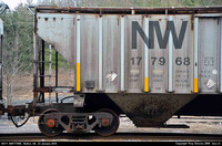 HC71  4750 cu/ft  3 Bay Hopper   NW177968