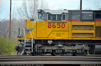 SD70ACe  UP 8650