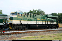 ES44AC Heritage Unit  NS 8099 - Southern
