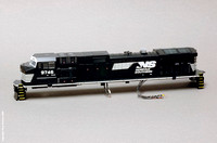 9-40CW - NS 9134 Athearn Shell