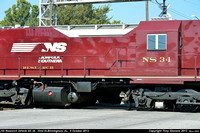 NS 34 Research Vehicle